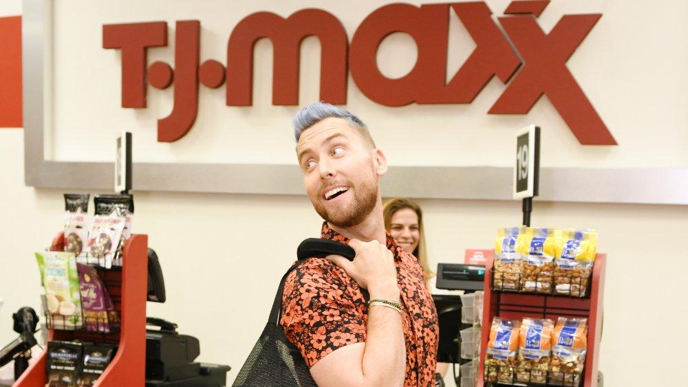 Tj Maxx food at checkout