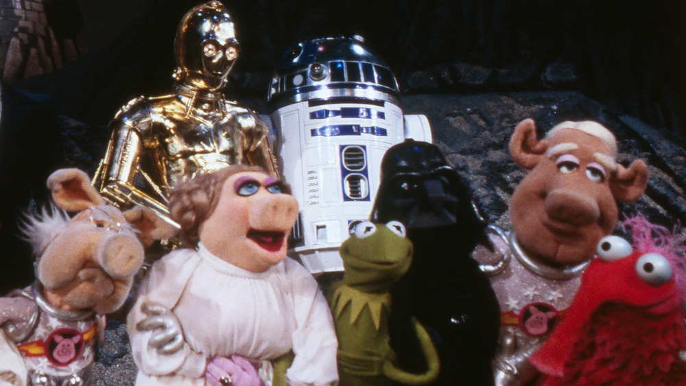 The Muppets and Star Wars