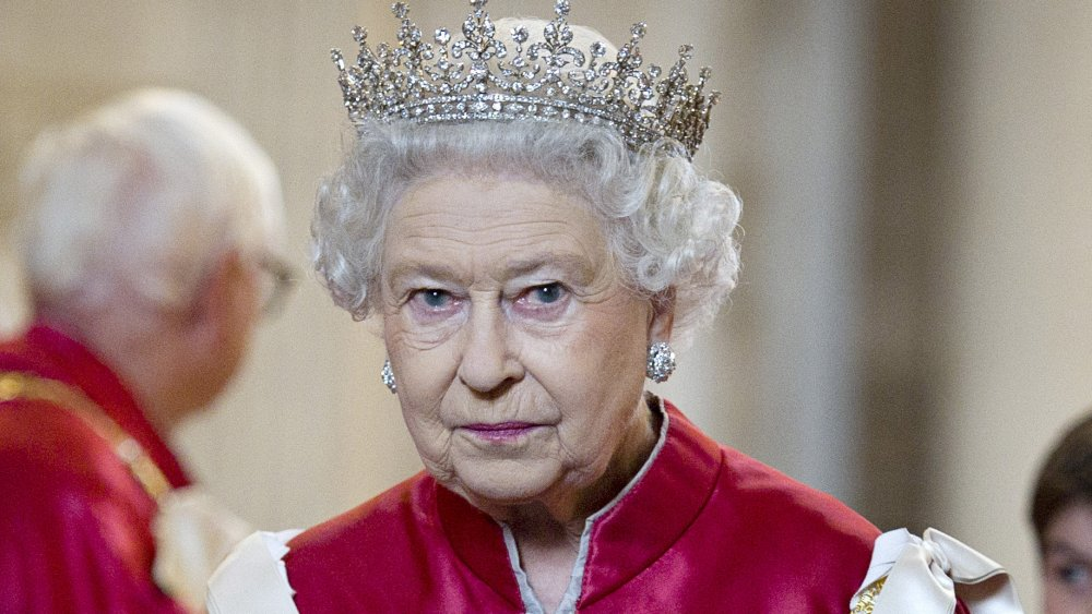 royal Queen Elizabeth Ii