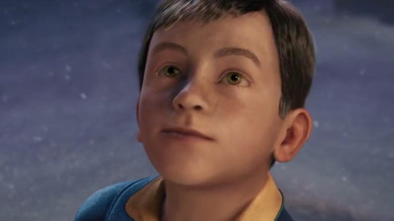 Hero Boy in The Polar Express