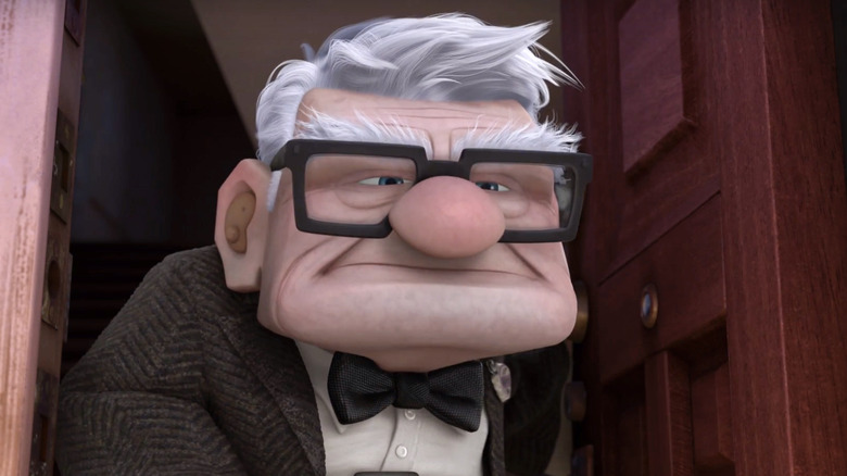 Carl in Disney's Up