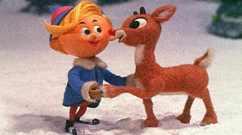 Hermey the Elf and Rudolph the Red-Nosed Reindeer