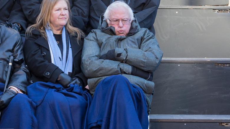 Bernie Sanders 2021 Inauguration