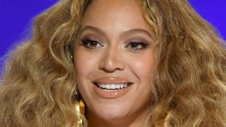 Beyoncé attending an event