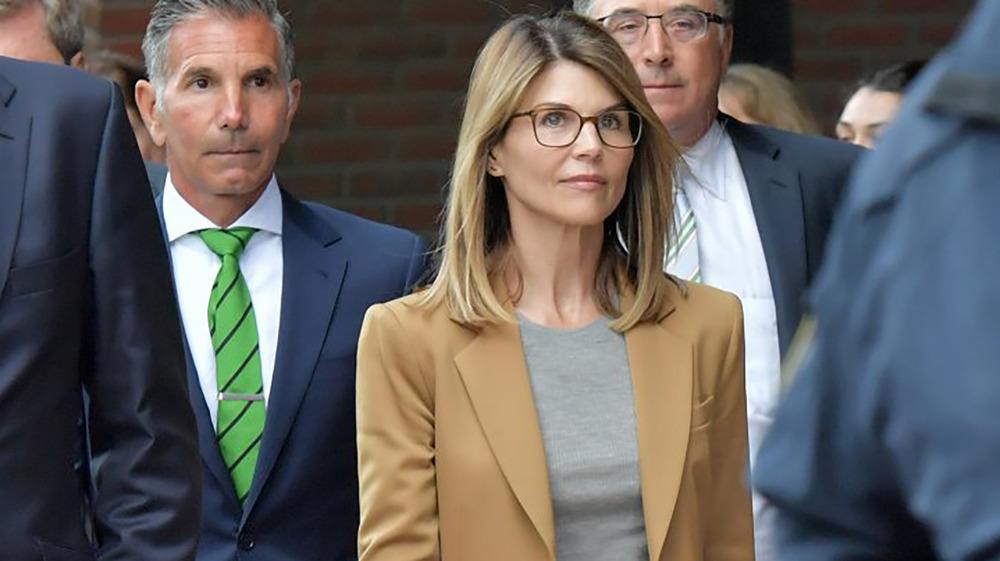 Lori Loughlin college admissions scandal