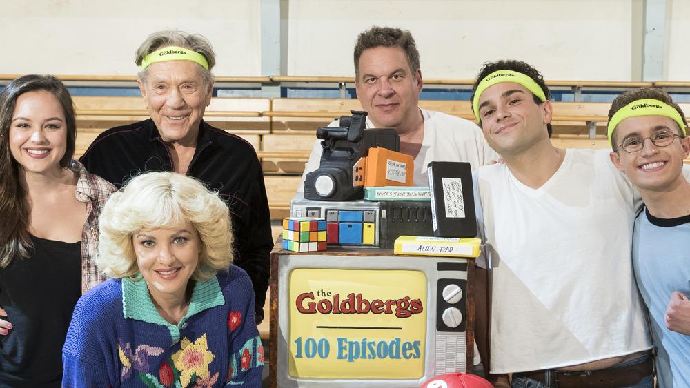 The Goldbergs Cast
