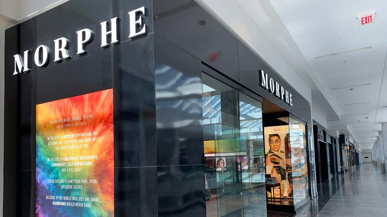 Morphe storefront