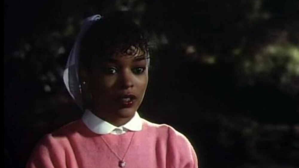 Ola Ray in the iconic Thriller music video
