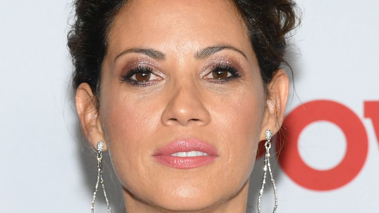 """Elizabeth Rodriguez attends the """"Power"""" Final Season World Premiere at The Hulu Theater at Madison Square Garden"""