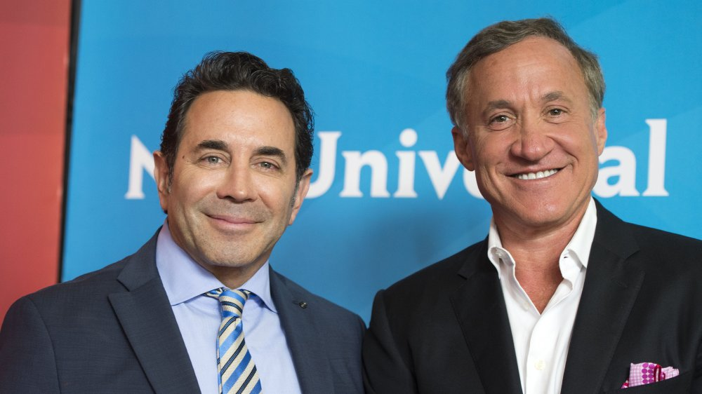Botched doctors Terry Dubrow and Paul Nassif