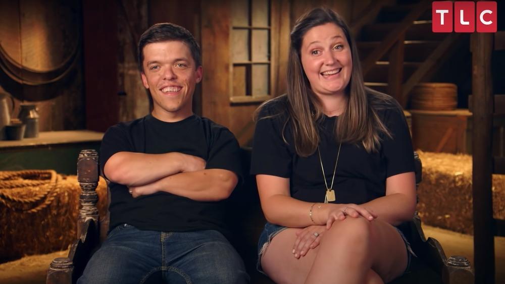 Tori and Zac Roloff on Little People, Big World