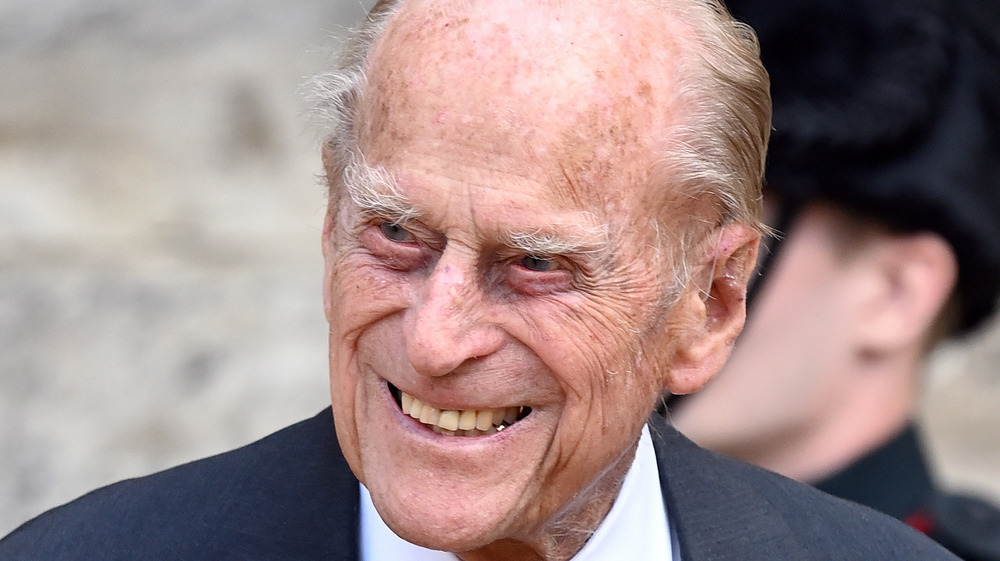 Prince Philip at royal event