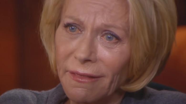 close up of Ruth Madoff