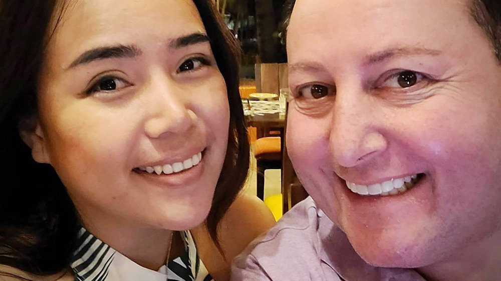David Toborowsky and Annie Suwan