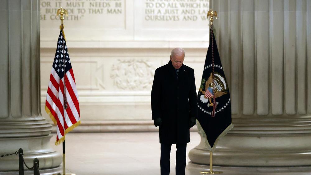 Joe Biden, presidential inauguration