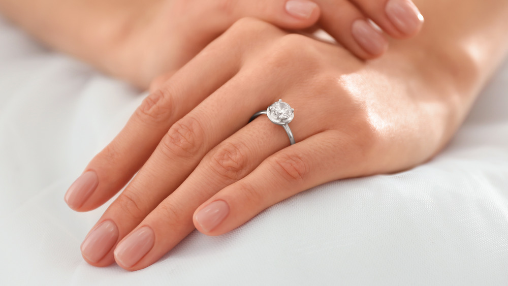 Most popular month to get engaged