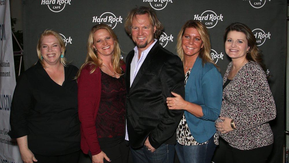 Kody Brown and his Sister Wives