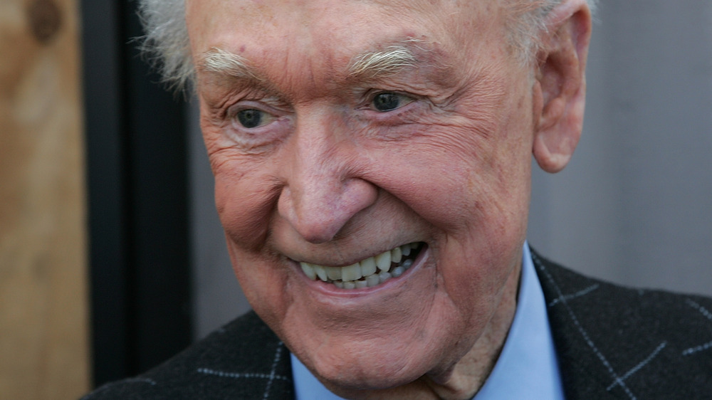 Bob Barker smiling
