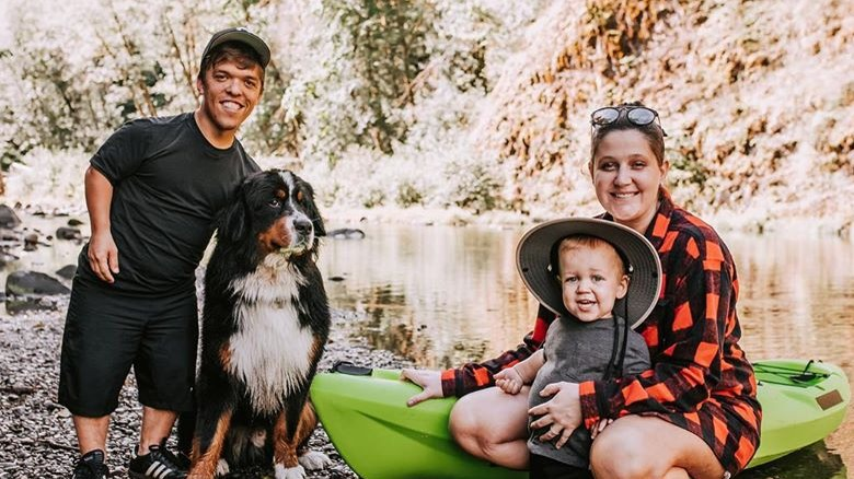 Tori Roloff and her family
