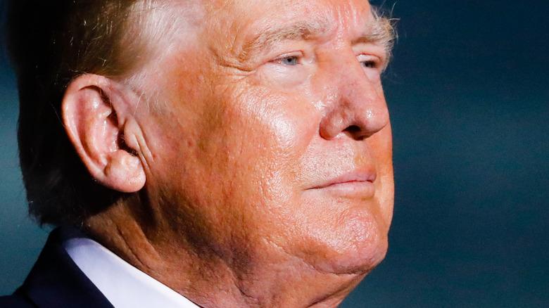 Donald Trump in Sarasota, Florida