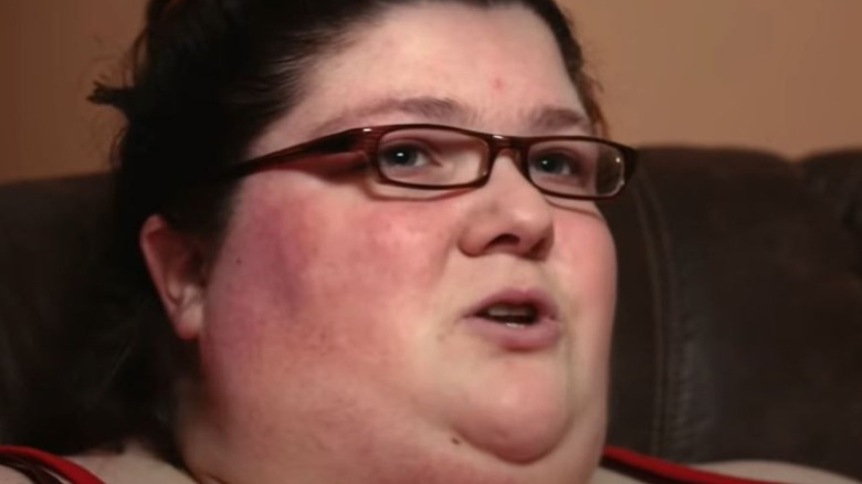 Gina Krasley appears on My 600-lb Life