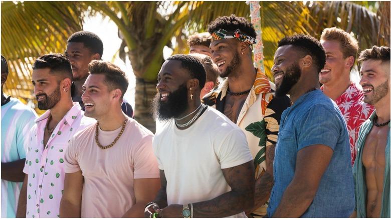 FBoy Island contestants