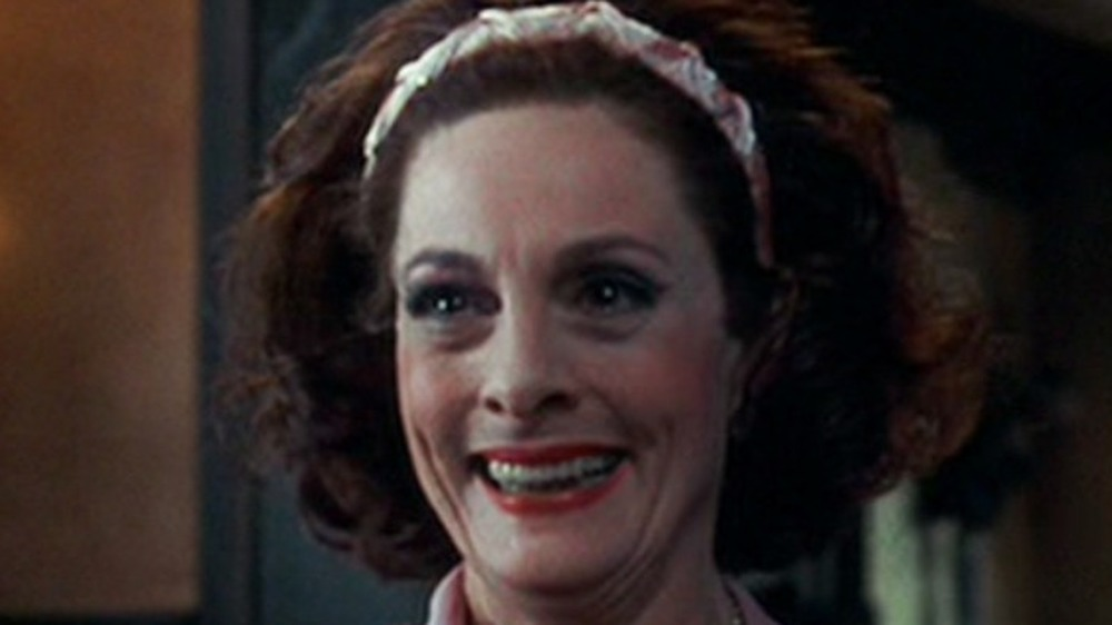 Dana Ivey as Margaret Alford in The Addams Family