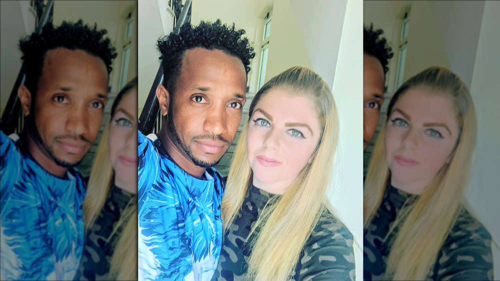 90 Day Fiance's Ariela and boyfriend Biniyam