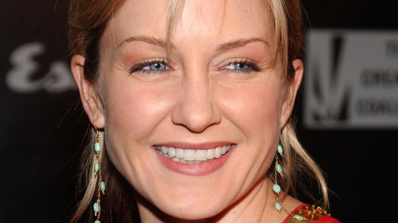 Actor Amy Carlson
