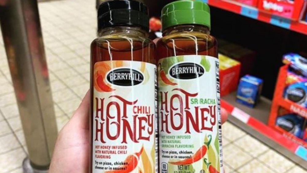 Aldi's new hot honey
