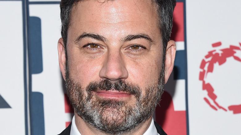 Bearded Jimmy Kimmel