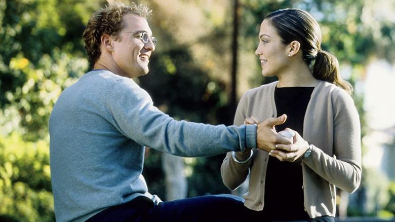 Matthew McConaughey and Jennifer Lopez