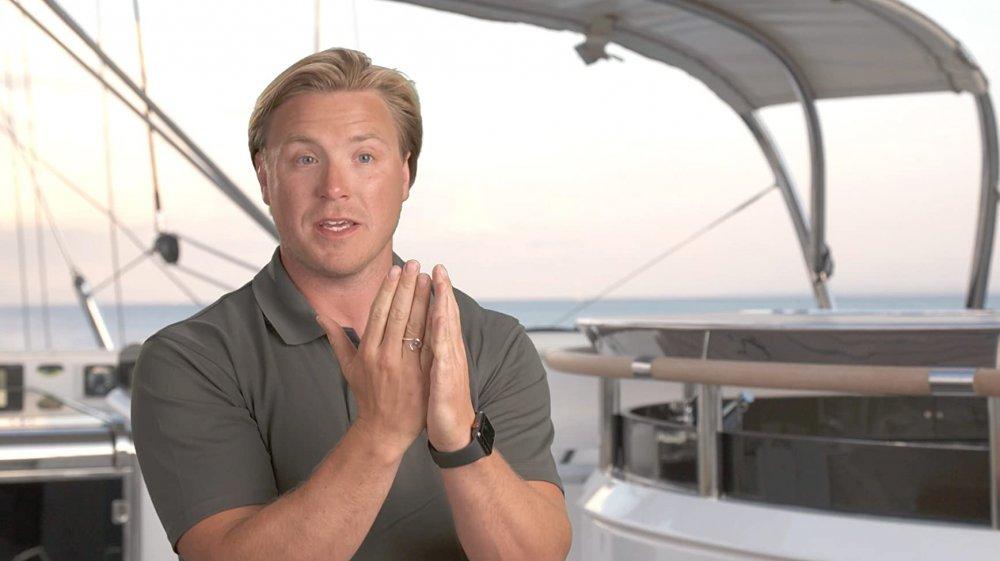Below Deck Sailing Yacht crew member