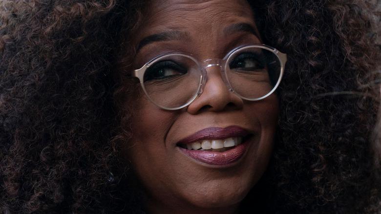 Oprah Winfrey sideways glance