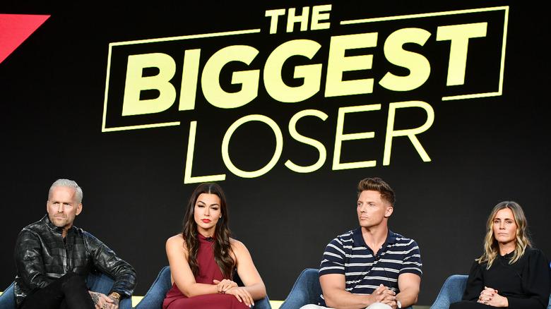 The Biggest loser panel