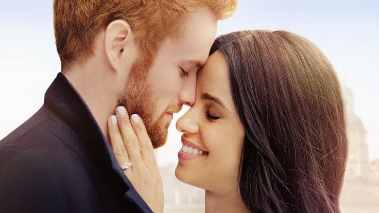 Harry & Meghan: A Royal Romance promo
