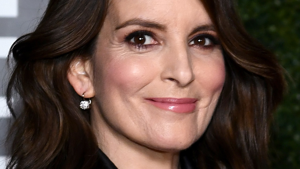 Tina Fey Golden Globes 2021