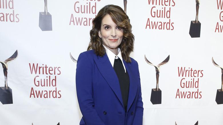Tina Fey at Writers Guild Awards