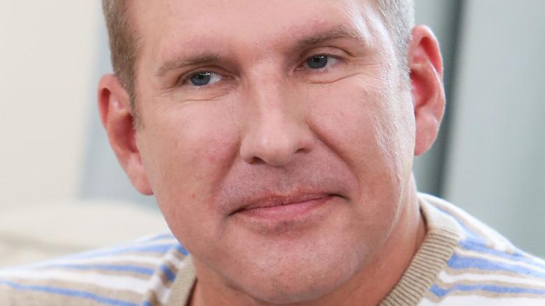 Todd Chrisley close-up