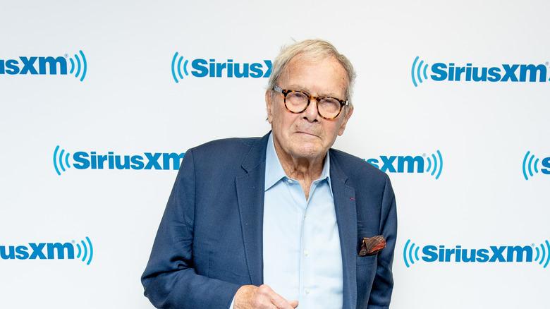 Tom Brokaw in 2019