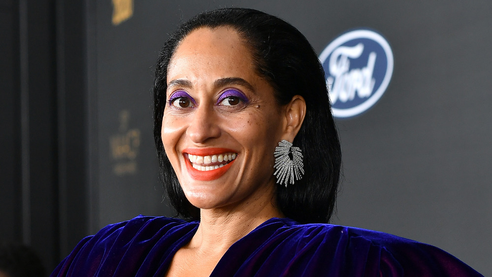 Tracee Ellis Ross at a press event