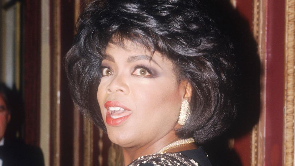 Oprah Winfrey at an event