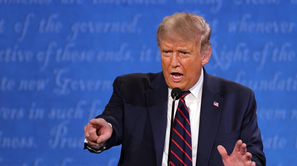 Donald Trump debate 1