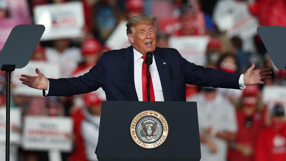 Trump at Florida rally