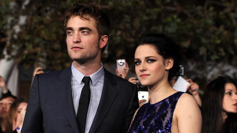Twilight Robert Pattison and Kirsten Stewart