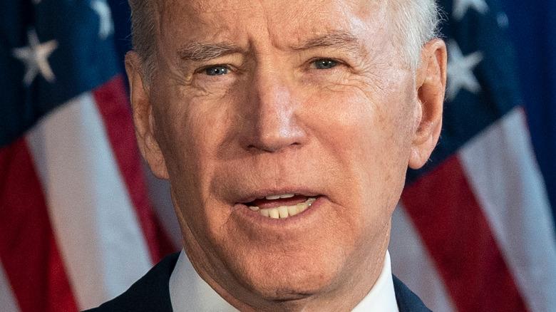 Joe Biden speaking 2020 campaign