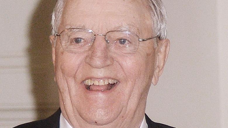 Walter Mondale smiling in glasses