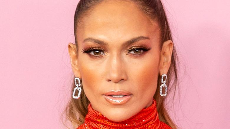Jennifer Lopez at event