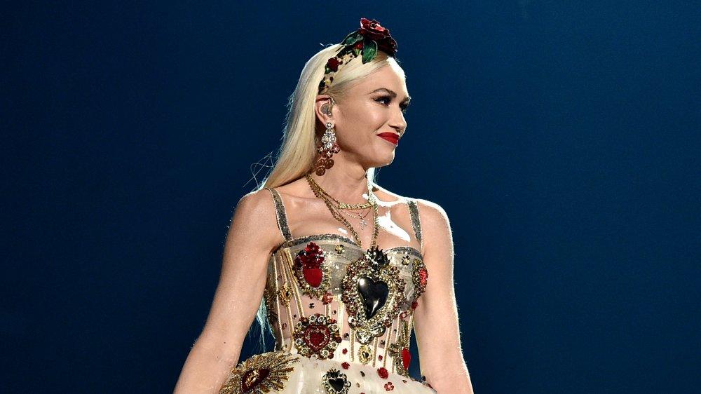 Gwen Stefani Platinum Blonde