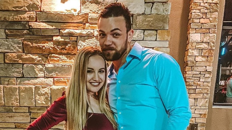 90 Day Fiance's Andrei and Elizabeth